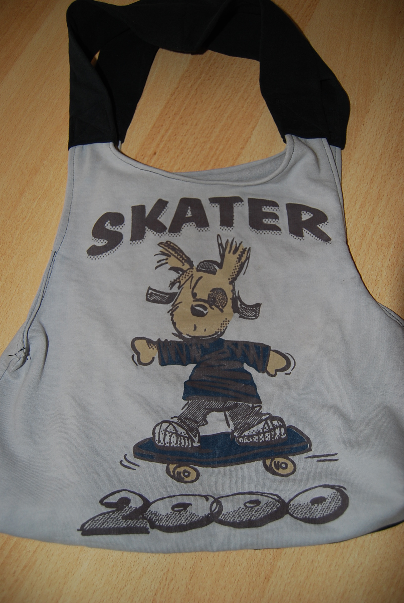 Sweatshirt-Tasche
