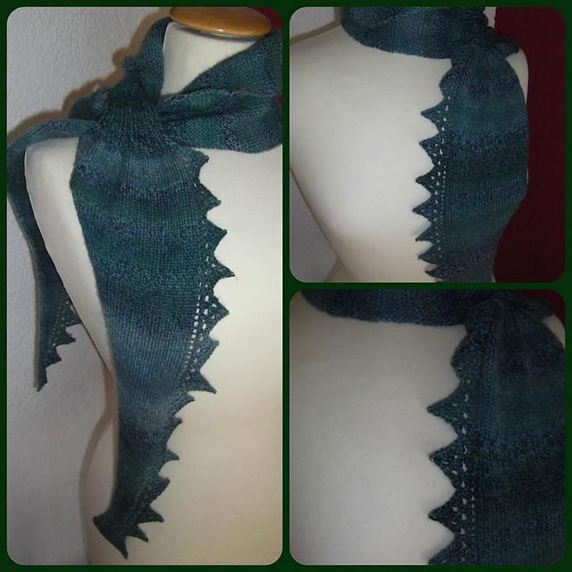 12für13 – Februar = DragontailScarf