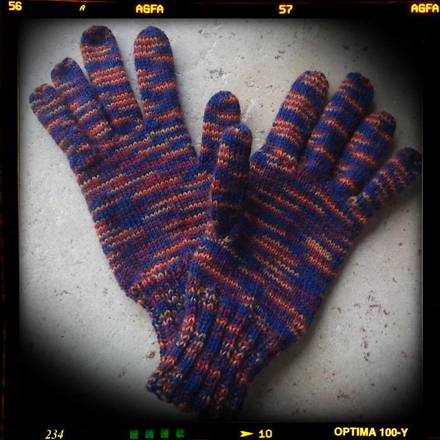 Handschuhe für Sohnemann