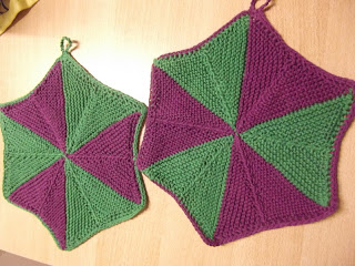 Advent-Patch-Topflappen
