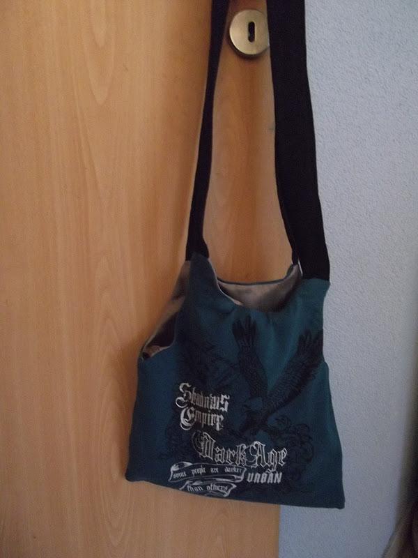 28.01.2012 - Tasche aus Shirts