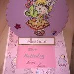05.05.2014 - Muttertagskarte