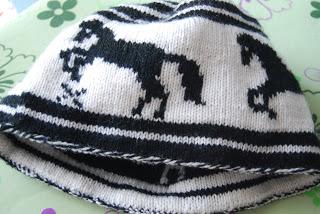 Pferde-Mütze