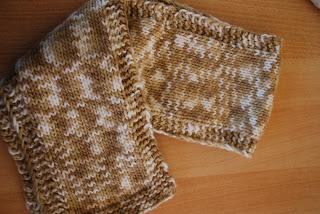 Schal für meinen Sohn
