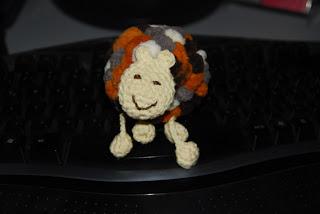 Timmy, mein Blog-Schaf